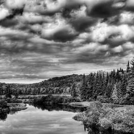 The Beautiful Moose River by David Patterson