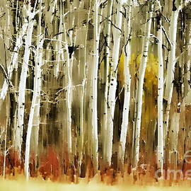The Birches by Andrea Kollo