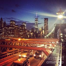 Christy Gendalia - The Brooklyn Bridge