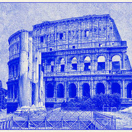 Nigel Fletcher-Jones - The Colosseum