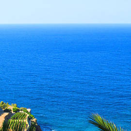 Tina M Wenger - The Deep Blue Sea
