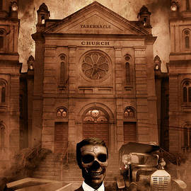 The Funeral Director by Jorgo Photography - Wall Art Gallery