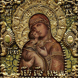 Michael Razdolsky  - The image of the Mother of God