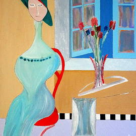 Bill OConnor - The red Chair