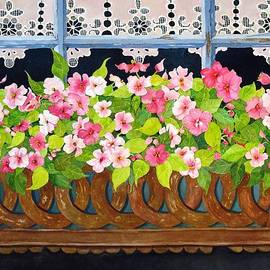 Mary Ellen Mueller Legault - The Window Box