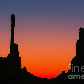 Henk Meijer Photography - Totem Pole in Monument Valley