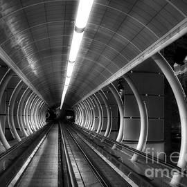 Robert McCubbin - Tunnel Vision