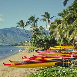 Sharon Mau - Sugar Beach Kihei Maui Hawaii