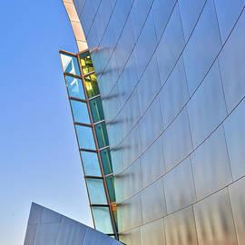 Concert Hall Vertical Detail Close Up by David Zanzinger