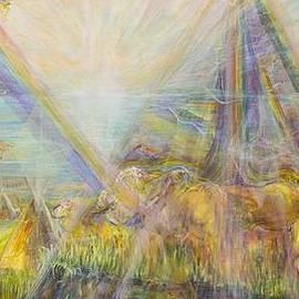 White Buffalo 12 by Cathy Long