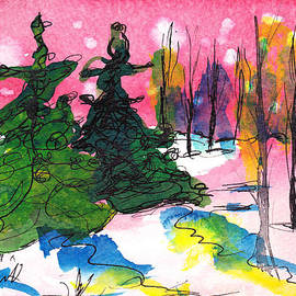 Shelley Bain - Winter Wonder