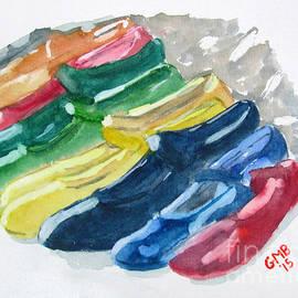 Greg Mason Burns - Zapatos de Flamenco