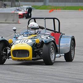 Mike Martin - 110 Lotus
