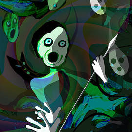 Irmgard Schoendorf Welch - 1122 - Fear ...  the scream