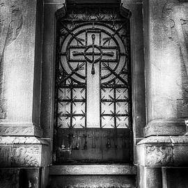 Cemetery of Mantova by Traven Milovich