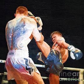Rames Ratyantarakor - Muay Thai Arts of Fighting