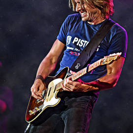 Keith Urban by Don Olea