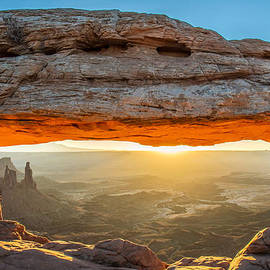 Mesa Arch Sunrise in Canyonlands National Park by Pierre Leclerc Photography