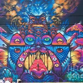 Marie Viant - Street Art - Port Adelaide