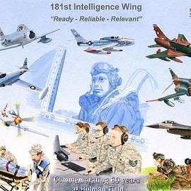 181st Intelligence Wing by C Robert Follett