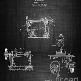 Doc Braham - 1885 Singer Sewing Machine