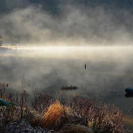 Muckross Lake by Barbara Walsh