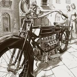 Norman Bean - 1922 F/n