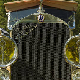 1922 Isotta-fraschini Tipo 8 Torpedo By Sala by Jack R Perry