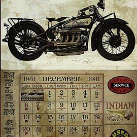 1930 Indian 402 by Cinema Photography