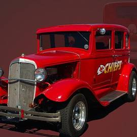Tim McCullough - 1931 Studebaker Sedan