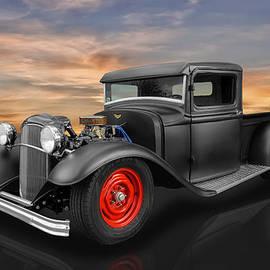 Frank J Benz - 1932 Ford Truck