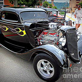Willy  Nelson - 1934 Ford Coupe