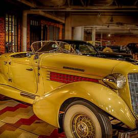 1935 Auburn 851 Speedster Supercharged by Gene Sherrill