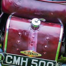 Jill Reger - 1935 Frazer Nash TT Replica Shelsley -0223c