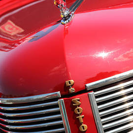 1937 DeSoto Front Grill by Gary Gingrich Galleries