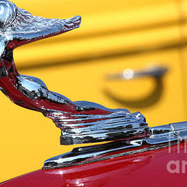 1937 DeSoto Hood Ornament-7277 by Gary Gingrich Galleries