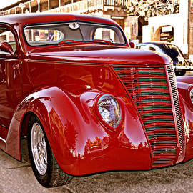 1937 Ford Cabriolet Classic by Glenn McCarthy Art and Photography