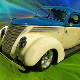 Blake Richards - 1937 Ford Coupe