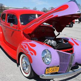John Telfer - 1940 Ford Two Door Sedan Hot Rod