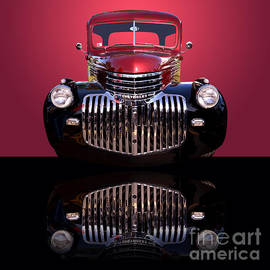 Jim Carrell - 1946 Chevy Panel Truck