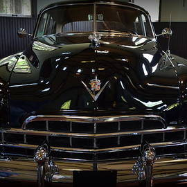 Michelle Calkins - 1948 Cadillac Front