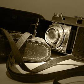 1949 Kodak Retina II by John Turner