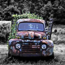Bill Cannon - 1951 Ford Truck