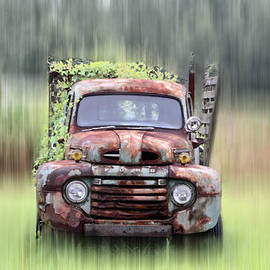 Bill Cannon - 1951 Ford Truck - Found On Road Dead