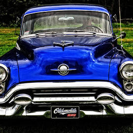 1953 Oldsmobile Super 88 by Mike Martin