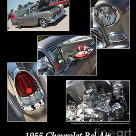 1955 Chevrolet Bel Air by Gary Gingrich Galleries
