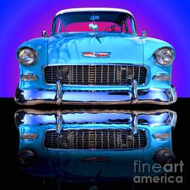 Jim Carrell - 1955 Chevy Bel Air
