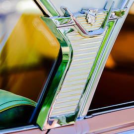 Jill Reger - 1957 Mercury Monterey Sedan -1030c