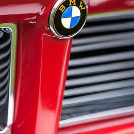 Jill Reger - 1958 BMW 3200 Michelotti Vignale Roadster Grille Emblem -2414C
