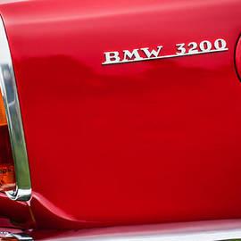 Jill Reger - 1958 BMW 3200 Michelotti Vignale Roadster Grille Emblem -2467C